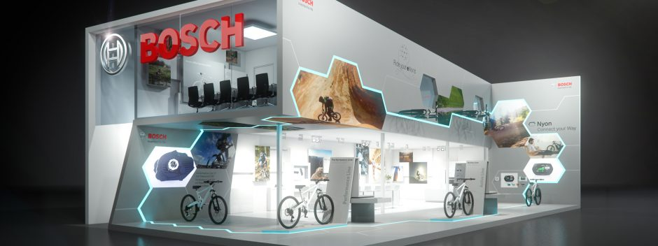 BOSCH Showroom